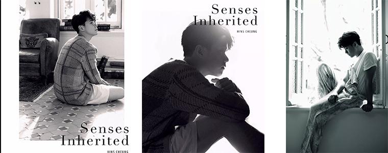 张敬轩2018全新专辑《Senses Inherited》已在各大网络平台发布,最初的纯真,最感觉完美